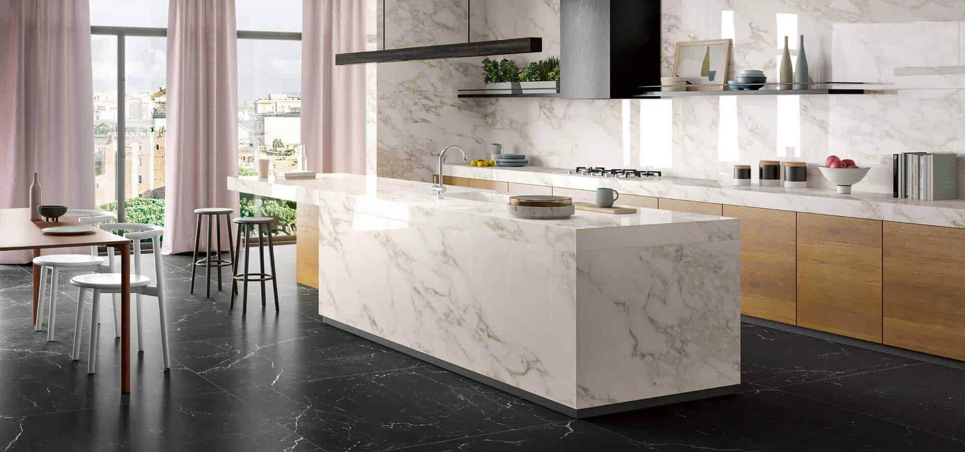 Cerbis Ceramics SA marble feature tiles