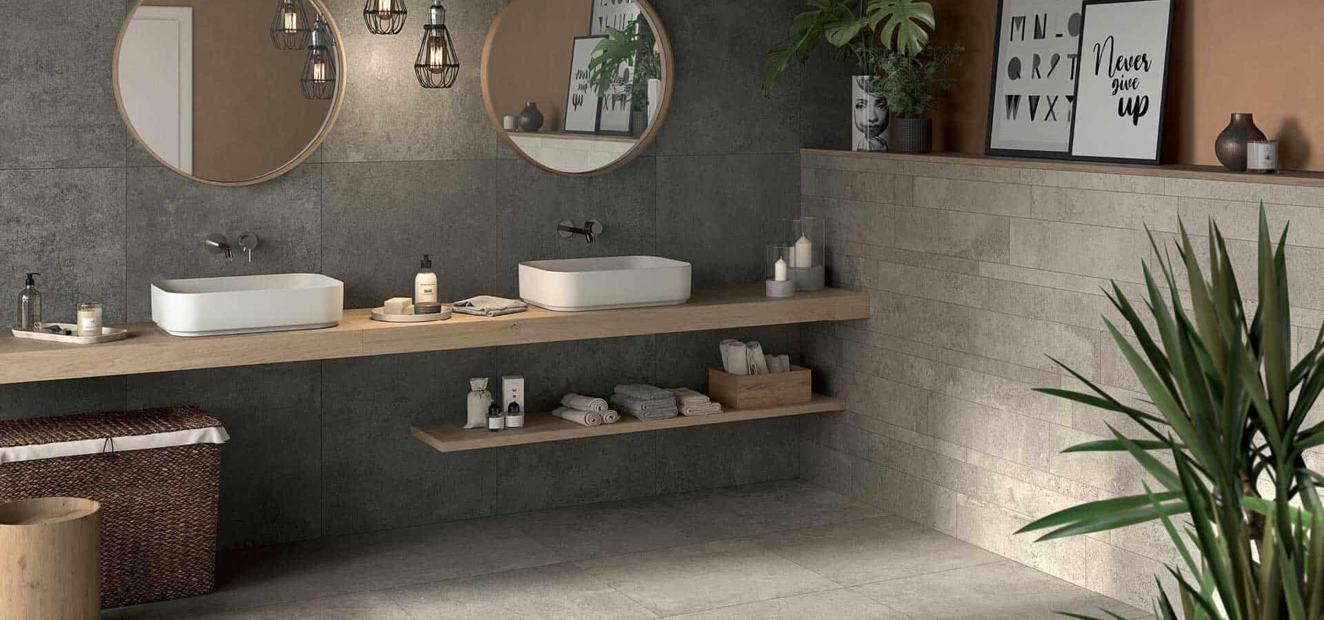 Cerbis Ceramics SA bathroom tiles
